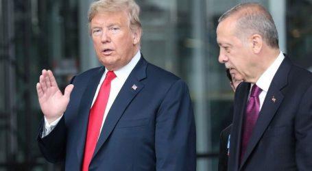 Ο Τραμπ ενημέρωσε τον Ερντογάν για την απόσυρση των αμερικανικών στρατευμάτων από τη Συρία