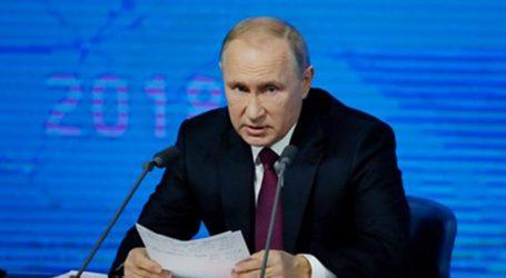 O Πούτιν προειδοποιεί για την απειλή πυρηνικού πολέμου