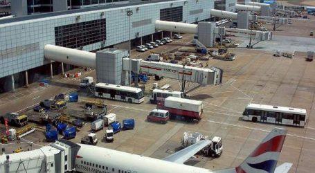 Το αεροδρόμιο Γκάτγουικ θα παραμένει κλειστό λόγω «εγκληματικής δραστηριότητας»