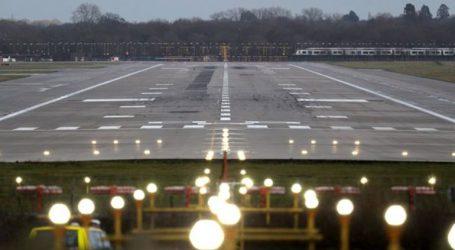 Δεν σχετίζεται με τρομοκρατία το περιστατικό με τα drones στο αεροδρόμιο Γκάτγουικ