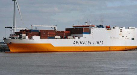 Τέσσερις άνδρες απειλούν το πλήρωμα φορτηγού πλοίου στις εκβολές του Τάμεση