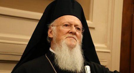 Στο πλευρό του Οικουμενικού Πατριάρχη Βαρθολομαίου ο μητροπολίτης Βελγίου Αθηναγόρας
