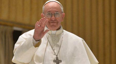 Το χριστουγεννιάτικο δώρο του Πάπα Φραγκίσκου στους άστεγους