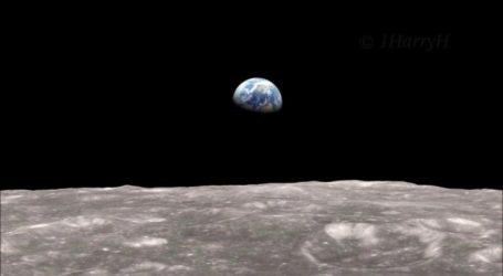 «Η αυγή της Γης» πριν από 50 χρόνια η ιστορική φωτογραφία που ελήφθη από το διάστημα