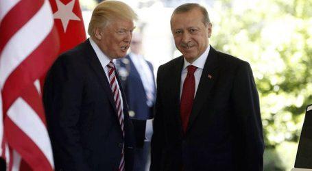 Ερντογάν και Τραμπ συμφώνησαν να αποφευχθεί το ενδεχόμενο κενού εξουσίας στη Συρία