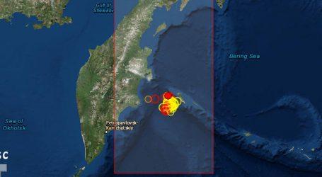Σεισμός 6 R στην περιοχή Πετροπαβλόσκ-Καμτσάτσκι της Ρωσίας