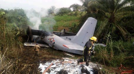 Τουλάχιστον 38 τραυματίες σε ατύχημα με στρατιωτικό αεροσκάφος στο Μπένι