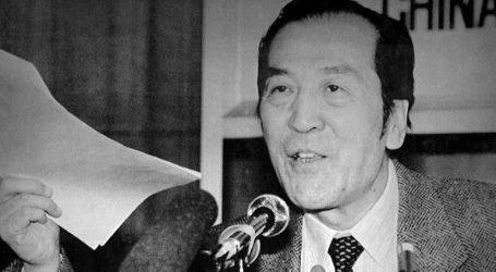Πέθανε στα 90 του χρόνια το πρόσωπο της σφαγής στην Τιενανμέν