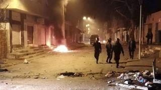 Νέα επεισόδια στην Κασερίν μετά την ταφή φωτορεπόρτερ που αυτοπυρπολήθηκε