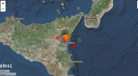 Σεισμός 4,9 Ρίχτερ στη Σικελία