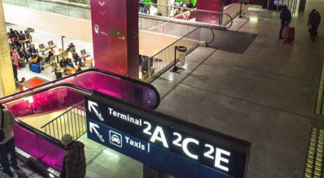 Δύο ενήλικες με ψεύτικα όπλα προκαλούν πανικό στο αεροδρόμιο Ρουασί