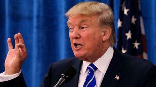 Ο Τραμπ δήλωσε ότι θα περιμένει όσο χρειαστεί προκειμένου να εξασφαλίσει τη χρηματοδότηση για το τείχος στα σύνορα με το Μεξικό