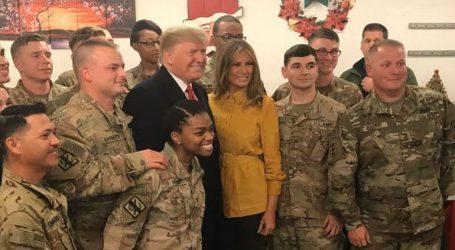 Ακυρώθηκε εξαιτίας μιας «διαφωνίας» η συνάντηση Τραμπ με την πολιτική ηγεσία του Ιράκ