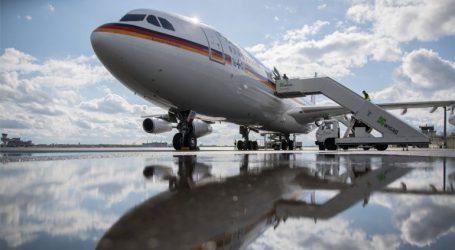 Η Lufthansa είναι υπεύθυνη για τη βλάβη του αεροπλάνου της Μέρκελ
