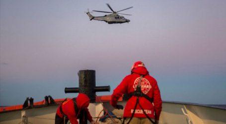 Ελλιμενίστηκε το πλοίο Open Arms που μεταφέρει 311 μετανάστες