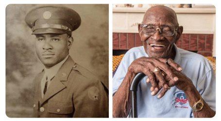 Πέθανε σε ηλικία 112 ετών ο γηραιότερος Αμερικανός, βετεράνος του Β΄ Παγκοσμίου Πολέμου