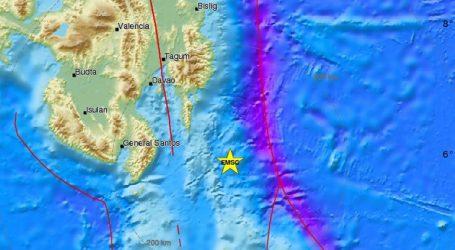 Σεισμός 7,2R στις Φιλιππίνες