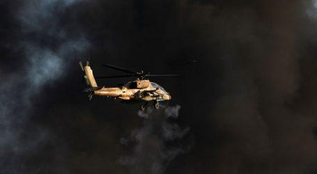 Αεροπορική επίθεση εναντίον θέσης της Χαμάς μετά την εκτόξευση ρουκέτας