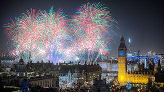 Το Big Ben θα χτυπήσει τα μεσάνυχτα της Πρωτοχρονιάς