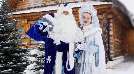 Υγεία, ειρήνη, αξιοπρεπή δουλειά και σπίτια ζητούν οι Ρώσοι από τον «Πατέρα Πάγο»