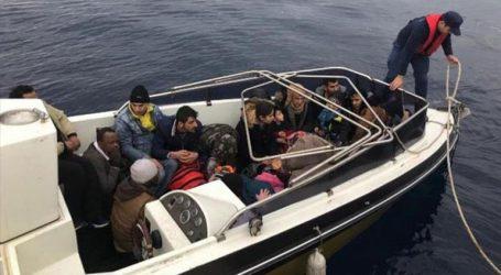 Τουρκία: Συνελήφθησαν 109 παράτυποι μετανάστες
