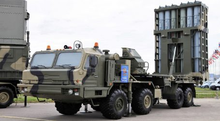 Το αντιπυραυλικό σύστημα νέας γενιάς S-350 Vityaz θα αντικαταστήσει τους S-300