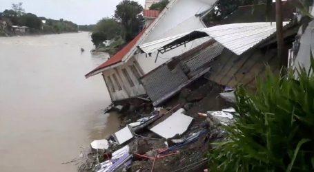 Στους 68 οι νεκροί από το πέρασμα της τροπικής καταιγίδας Ουσμάν