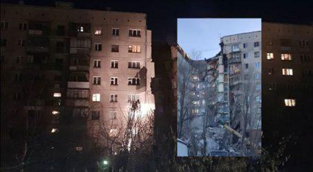 Ρωσία: Αυξάνονται οι νεκροί από την κατάρρευση 10οροφης πολυκατοικίας