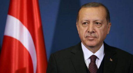 Επιθετικό πρωτοχρονιάτικο μήνυμα Ερντογάν