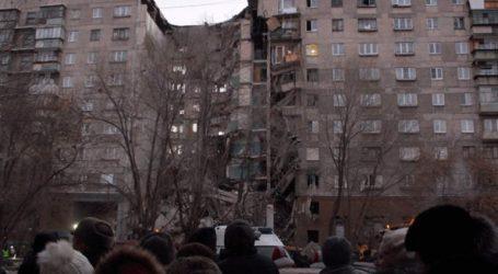 Στους επτά ανέρχεται ο αριθμός των νεκρών από την κατάρρευση πολυκατοικίας στα Ουράλια