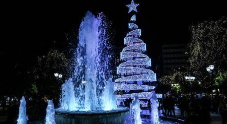 Σε πόλη των Αγγέλων μετατρέπεται η Αθήνα για τα Χριστούγεννα και την Πρωτοχρονιά