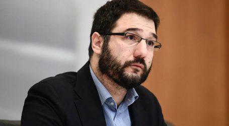 Τα δύο «δεν» του υποψήφιου δημάρχου Αθηναίων Νάσου Ηλιόπουλου