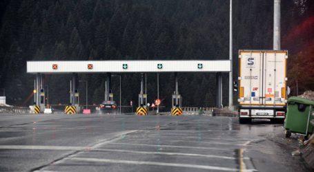 Δεν θα αυξηθούν τα διόδια στην Εγνατία Οδό από την 1η Ιανουαρίου