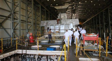 Το σχέδιο για δημιουργία μίας τεράστιας ναυπηγοεπισκευαστικής μονάδας στην Ελευσίνα