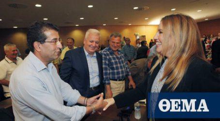 Δε θα είναι υποψήφιος στην Α' Πειραιά ο Δημήτρης Καρύδης