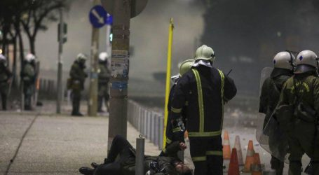 Εκτονώθηκε η κατάσταση στο κέντρο της Θεσσαλονίκης