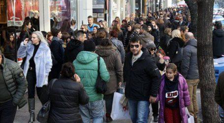 Ικανοποιητικό το τριήμερο για την αγορά στη Θεσσαλονίκη