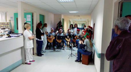 «Μύρισαν» Χριστούγεννα και στο Νοσοκομείο Βόλου