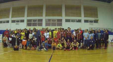 Φιλανθρωπικός αγώνας μπάσκετ με παλαίμαχους στον Βόλο
