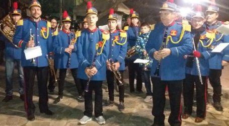 Χριστουγεννιάτικες εκδηλώσεις στο δήμο Τεμπών