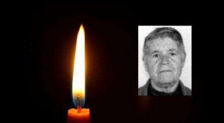 Κηδεύεται σήμερα η άτυχη γυναίκα που έχασε τη ζωή της από πυρκαγιά στην Κάτω Σωτηρίτσα