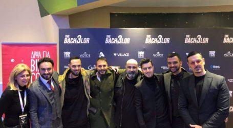 Λαμπερή avant premiere του Bachelor 3 στη Λάρισα παρουσία των πρωταγωνιστών (φωτό-βίντεο)