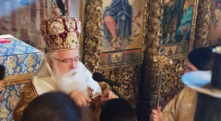 Δημητριάδος Ιγνάτιος: «Δεν θα υπάρξει ποτέ διαχωρισμός Έθνους και Ορθοδοξίας»