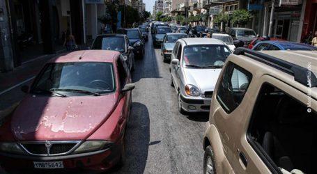 «Πονοκέφαλος» για τους εμπόρους το κυκλοφοριακό χάος στον Βόλο