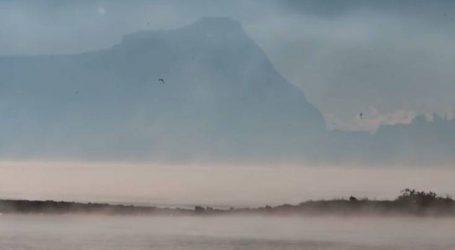 Εντυπωσιακές εικόνες από τη θάλασσα του Αργολικού Κόλπου που «βράζει»