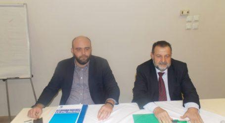 Κεγκέρογλου: Δεν υπάρχουν κεντρικές συμφωνίες για το δήμο Λαρισαίων