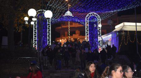 Δείτε βίντεο: Η τελετή έναρξης του Πάρκου των Ευχών στη Λάρισα