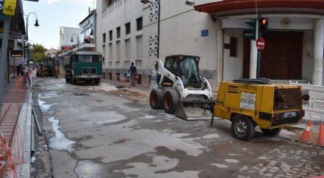 Την ερχόμενη εβδομάδα ολοκληρώνονται και τα έργα στην Φιλελλήνων στο κέντρο της Λάρισας – Μετά τις γιορτές στην κυκλοφορία