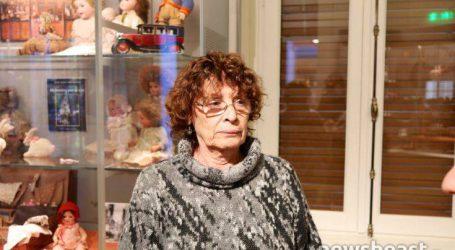 Έφυγε από τη ζωή η ακούραστη διευθύντρια του Μουσείου Παιχνιδιών Μαρία Αργυριάδη