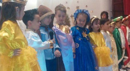 Με χαμόγελα ολοκληρώθηκαν οι Χριστουγεννιάτικες Δράσεις των Παιδικών Σταθμών του Δήμου Λαρισαίων